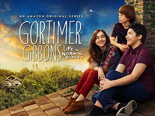 Gortimer Gibbon's Life On Normal Street on Amazon Prime Instant Video UK