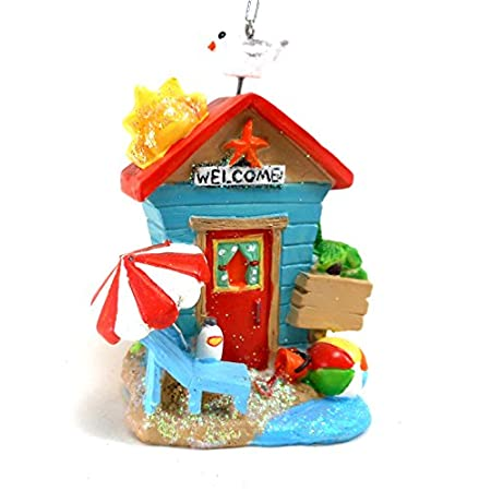 51b%2BYhZefQL._SS450_ Beach Christmas Ornaments and Nautical Christmas Ornaments