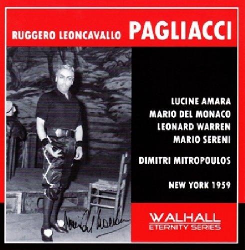 Pagliacci - Leoncavallo - CD