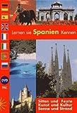 Lernen Sie Spanien kennen [Alemania] [DVD]