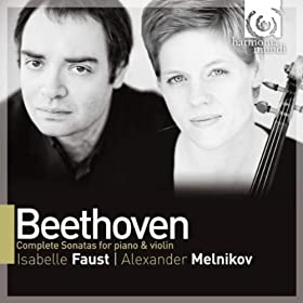 Beethoven: Complete Sonatas for Piano & Violin