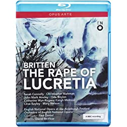 Britten: Rape of Lucretia [Blu-ray]