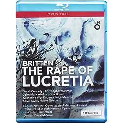 Britten: Rape of Lucretia [Blu-ray]