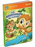 Leapfrog - 87232 - Jouet Premier Age - Livre Lecteur Scout et Violette / Tag junior - Les Animaux du Monde