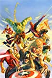 img - for Secret Wars Omnibus (Alex Ross Variant Cover) book / textbook / text book