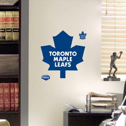 Nhl Toronto Maple Leafs Fathead Logo front-1014384