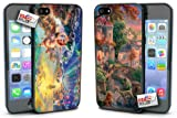 Disney Little Mermaid and Lady and the Tramp Hard Case COMBO TWO PACK for iPhone 4/4s