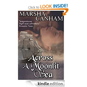 Across A Moonlit Sea: Dante Pirates Series, Book 1 (Pirate Wolf series)