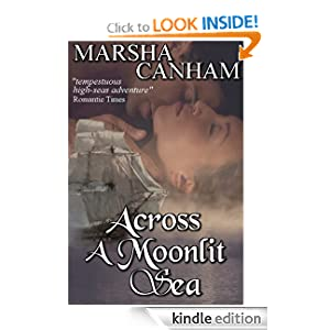 Across A Moonlit Sea (Pirate Wolf series)
