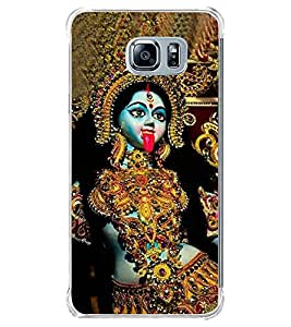 Maa Kaali 2D Hard Polycarbonate Designer Back Case Cover for Samsung Galaxy Note5 :: Samsung Galaxy Note5 N920G :: Samsung Galaxy Note5 N920T N920A N920I