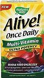 Alive Once Daily Ultra Potency 60 Tablets