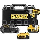 DEWALT DCF885M2 20V MAX Lithium Ion 1/4-Inch Impact Driver Kit