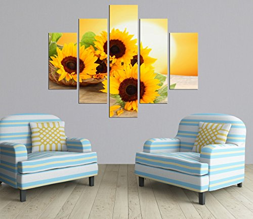 Sunflower Home Decor: Bright, Bold And Unique Sunflower Home Decor