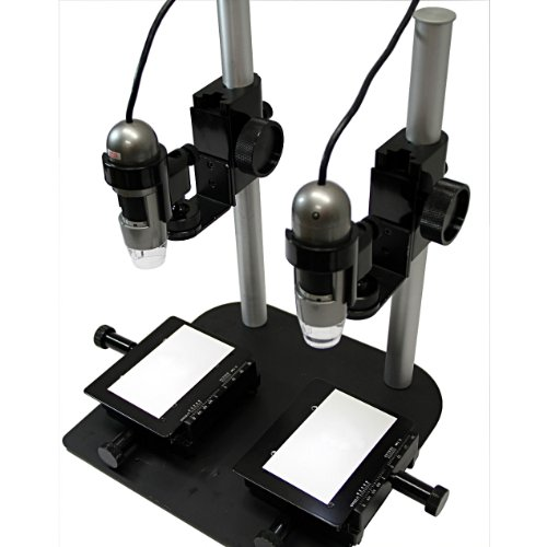 Dino-Lite Ms45Bx-D2 Dual Scope Table Top Comparison Stand