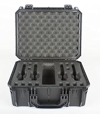 Seahorse SE 630 4 Pistol Case