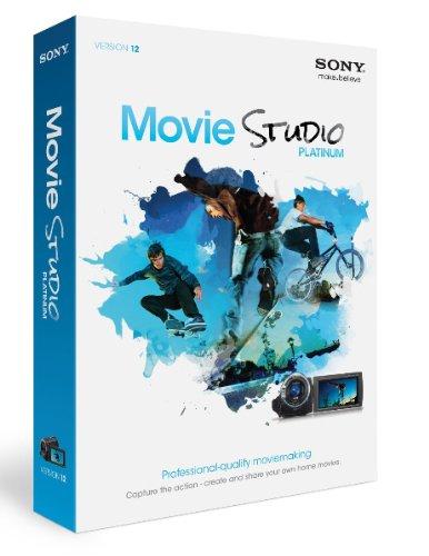 Sony Movie Studio Platinum 12 (Digital Editing Software compare prices)