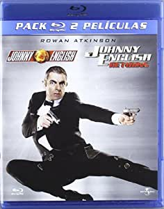 Pack Johnny English (BD) [Blu-ray]