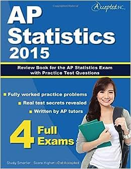 AP Statistics: Exam Prep - Practice Test Questions & Final ...