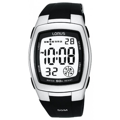 Lorus Gents Digital Watch R2301CX9