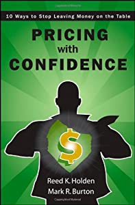 "Cover of ""Pricing with Confidence: 10 Way..."