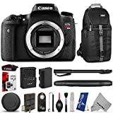 Canon EOS Rebel T6s DSLR Camera Body w Essential Bundle - Includes: Sling Backpack - Monopod - Altura Photo Remote Control - Kingston 16GB SD Card w Adapter - Memory Card Case - Cleaning Set