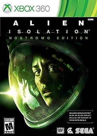 Alien: Isolation - Xbox 360 Standard Edition