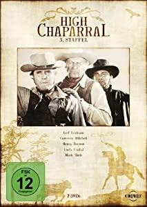 High Chaparral - 3. Staffel [7 DVDs]