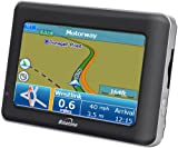 Binatone Carrera X430 Widescreen Satellite Navigation System With UK/ROI Mapping