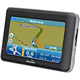 Binatone Carrera X430 Widescreen Satellite Navigation System With UK/ROI Mappingby Binatone