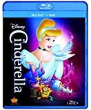 Cinderella (Two-Disc Diamond Edition Blu-ray/DVD Combo in Blu-ray Packaging)