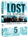 Lost, saison 5 - Coffret 5 DVD