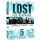 Lost, saison 5 - Coffret 5 DVDpar Naveen Andrews
