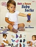 American School: Knit A Dozen Baby Socks
