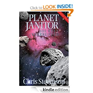 Planet Janitor: Journey Interrupted (Engage Science Fiction) (Digital Short) (Planet Janitor: Digital Short)