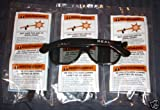 3D Glasses Direct - Pairs of New - RealD Compatible 3D Circular Polarized Glasses - Brand New Sealed