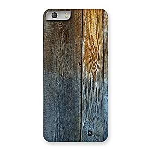 Impressive Wall Bar Wood Back Case Cover for Micromax Canvas Knight 2