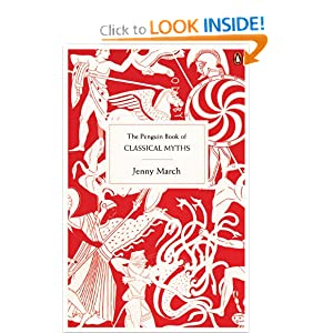 The Penguin Book of Classical Myths cover