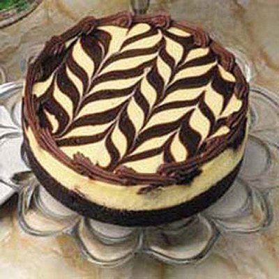 Mother's Day Gift--Double Sugar-Free Marble Truffle Cake
