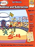Hooked On Math 1st Grade Addition and Subtraction Premium Workbook