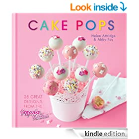 Cake Pops: 28 great designs from the Popcake Kitchen