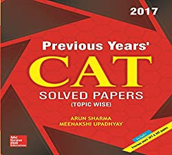 Previous Years CAT Solved Papers