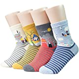 Japan Animation Series Women's Socks 4pairs(4color)=1pack Made in Korea
