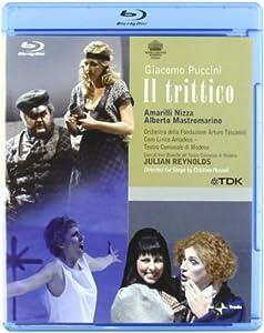 Amazon.com: Il Trittico [Blu-ray]: Alberto Mastromarino