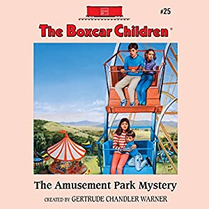 The Amusement Park Mystery Audiobook