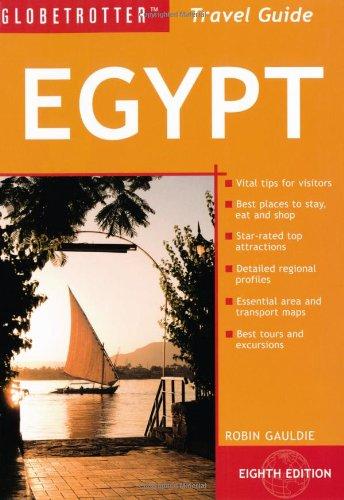 Egypt Travel Pack, 8th (Globetrotter Travel Packs)