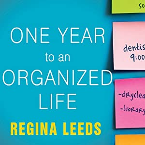 One Year to an Organized Life Audiobook