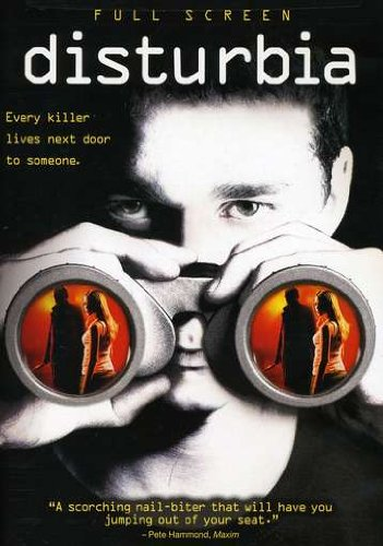 Paramount Movie Cash-disturbia [dvd] [ff]
