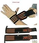 Wrist Wraps (1 Pair/2 Wraps) for WEIG...
