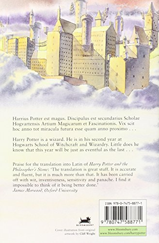 Harrius Potter 2 Et Camera Secretorum - Latin Edition: Harrius Potter Et Camera Secretorum
