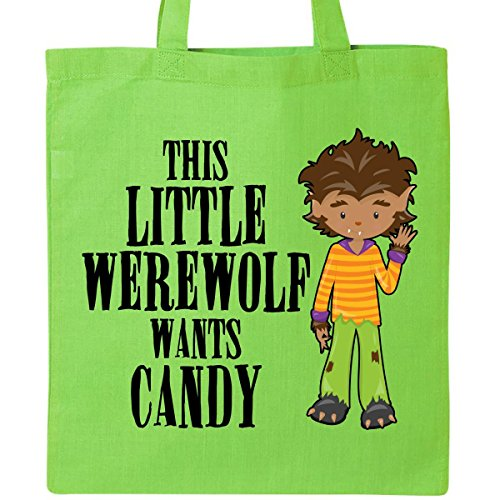 This Little Werewolf Wants Candy Tote Bag